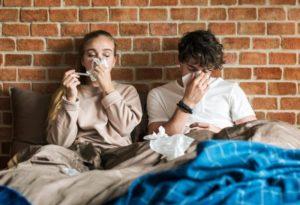 Γρίπη: Μειωμένη η δραστηριότητα στη χώρα μας