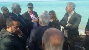 980.000 ευρώ έργο προστασίας των ακτών Ξυλοκάστρου Κορινθίας