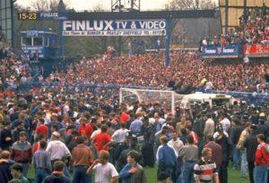 Σαν σήμερα 15 Απριλίου:  η μεγαλύτερη τραγωδία της ευρωπαϊκής ιστορίας του αθλητισμού