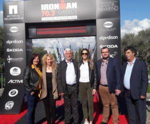 Το Ironman ένα από τα σημαντικότερα γεγονότα στην Πελοπόννησο