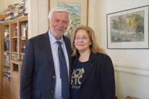 """Υποψήφια με την """"Νέα Πελοπόννησο"""" η Γ. Κωτσάκου στην Αρκαδία"""