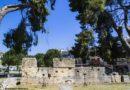Το Λεωνίδαιον, έμβλημα της Σπάρτης