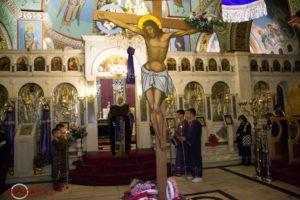 Μεγάλη Πέμπτη: Η κορύφωση του Θείου Δράματος & η Σταύρωση του Ιησού