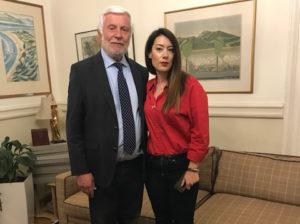 Υποψήφια Περιφερειακή Σύμβουλος στην Αργολίδα η κ. Ε. Λαμπίρη