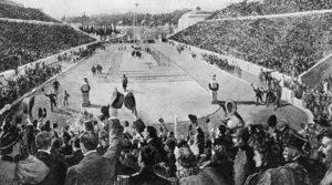 Σαν σήμερα 3 Απριλίου- τελετή λήξης 1ον Ολυμπιακών Αγώνων