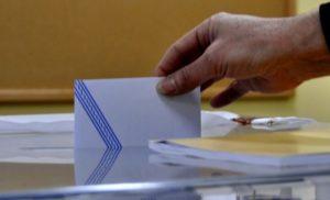 Αποτελέσματα Β Κυριακής εκλογών – Δήμος Σπάρτης