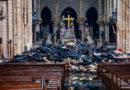 Μήνυμα συμπάθειας του Οικουμενικού Πατριάρχη για την φωτιά της Παναγίας των Παρισίων