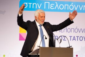 Δήλωση Πέτρου Τατούλη «Η νίκη της Νέας Πελοποννήσου θα ολοκληρωθεί την επόμενη Κυριακή»