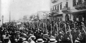 Σαν σήμερα 2 Μαΐου: ο ελληνικός στρατός αποβιβάζεται στη Σμύρνη