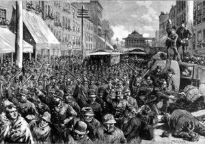Σαν σήμερα 1 Μαΐου: στο Σικάγο οι εργάτες ξεσηκώνονται ζητώντας οχτάωρη εργασία