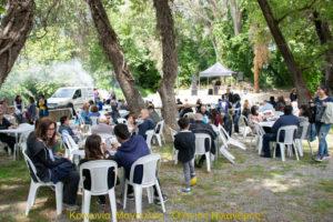 Ο εορτασμός της πρωτομαγιάς στην Μαγούλα Δ. Σπάρτης