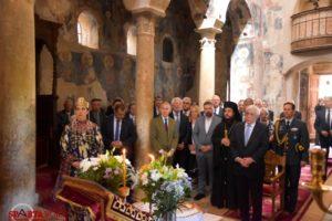 Με λαμπρότητα οι εκδηλώσεις τιμής και μνήμης για την Άλωση της Πόλης στο Μυστρά
