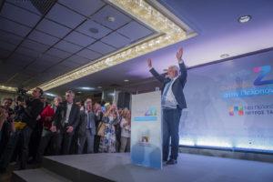 «Απόλυτη Νίκη στον Πέτρο Τατούλη δίνουν οι Πελοποννήσιοι στις 26 Μαΐου»