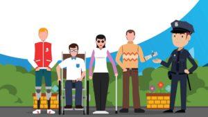 Παράταση  δελτίων μετακίνησης ΑΜΕΑ στην Π.Ε Λακωνίας