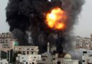 Φλέγεται η Γάζα – ανεβασμένο το θερμόμετρο στη Μέση Ανατολή