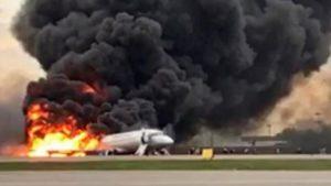 Στους 41 νεκρούς το αεροπορικό δυστύχημα στην Ρωσία