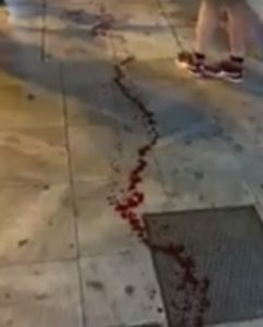 Αλλοδαποί κακοποιοί μαχαίρωσαν 2 άτομα στο Σύνταγμα