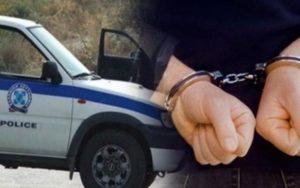 Σύλληψη 46χρονου στον Δ. Σπάρτης για κατοχή όπλων