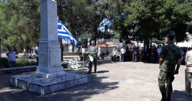 75 χρόνια από τη θλιβερή επέτειο του Ολοκαυτώματος των Α. Αναργύρων