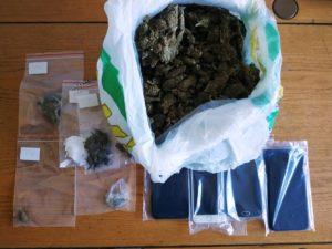 Συνελήφθησαν 3 άτομα για κατοχή ναρκωτικών στην Ε.Ο Κορίνθου-Καλαμάτας