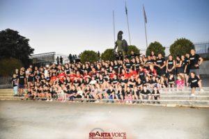 «Spartan » η δράση ξεκίνησε με την πρώτη προπόνηση στην Σπάρτη. Φωτογραφίες.