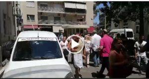 Αποκλειστικό Βίντεο την ώρα του Σεισμού από το Νοσοκομείο Αλεξάνδρα