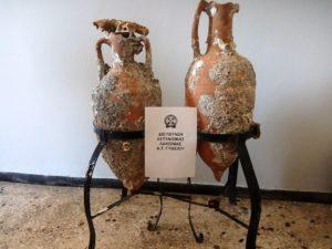 Συνελήφθη 67χρονος για κατοχή αρχαίων αντικειμένων στη Λακωνία