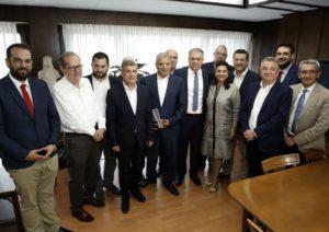 """Νίκας : προωθείτε τροποποίηση του """"Κλεισθένη"""" με αποδυνάμωση του Περιφερειακού Συμβουλίου"""
