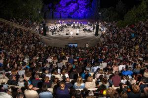 Με επιτυχία πραγματοποιήθηκε η συναυλία της Φιλαρμονικής του Δ. Σπάρτης