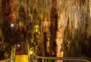Πρόγραμμα λειτουργίας σπηλαίου Καστανιάς Δ. Μονεμβασίας