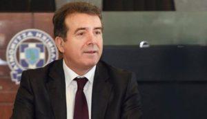 """Δήλωση του Νέου Υπουργού Προστασίας του Πολίτη """"Θα γίνουν αξιοκρατικές κρίσεις,"""""""