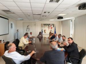 Σύσκεψη με την υπουργό Παιδείας με θέμα τη Νοσηλευτική Σπάρτης