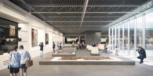 Συνέντευξη τύπου δόθηκε για το Νέο Αρχαιολογικό Μουσείο Σπάρτης