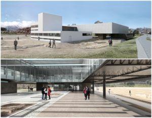 Σύσκεψη στην Π.Ε. Λακωνίας για το νέο Αρχαιολογικό Μουσείο Σπάρτης