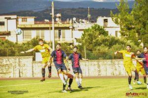"""Προκρίθηκε η ομάδα Π.Σ. """"Η Σπάρτη"""" στην 3η φάση του Κυπέλλου Ελλάδας"""
