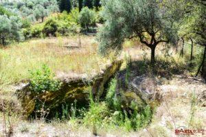 Σε πλήρη εγκατάλειψη ο Αρχαιολογικός χώρος Πελλάνας