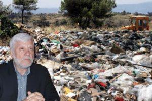 """Π.Τατούλης """"καθυστέρησαν πάνω από μια 4ετία το έργο στερεών αποβλήτων"""""""