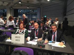 Στην 65η Σύνοδο της Κοινοβουλευτικής Συνέλευσης του ΝΑΤΟ ο Θανάσης Δαβάκης
