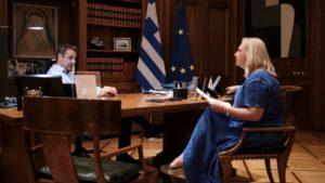 Κ. Μητσοτάκης: συνέπειες για της χώρες που δεν δέχονται πρόσφυγες