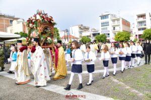 Με λαμπρότητα ο εορτασμός του Οσίου Νίκωνα στην Σπάρτη