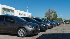 59 νέα οχήματα εντάσσονται στον στόλο της Ελληνικής Αστυνομίας