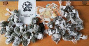 Συνελήφθη 49χρονος για ναρκωτικά στην Αρκαδία