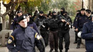 Αστυνομικές επιχειρήσεις κατά της εγκληματικότητας στην Πελοπόννησο