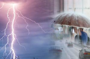 Ισχυρές βροχέςκαικαταιγίδεςγια την Πέμπτη 19.11.2020