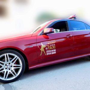 Το 90% προτιμά το κόκκινο χρώμα στα ταξί Σπάρτης