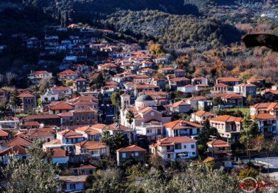 Καστόρι Λακωνίας – το καταπράσινο χωριό του Ταΰγετου