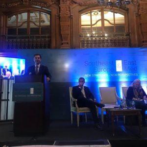 Χ. Θεοχάρης : Ο Τουρισμός στο επίκεντρο της ανάπτυξης, της καινοτομίας και της εξωστρέφειας
