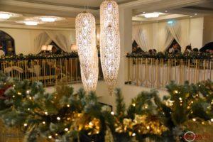 Στο κλίμα των Χριστουγέννων το Kyniska Palace