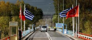Ανακοίνωση ΕΛ.ΑΣ για περιστατικό στα σύνορα με την Τουρκία