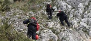 Αίσιο τέλος είχε η περιπέτεια ορειβάτη στον Ταύγετο